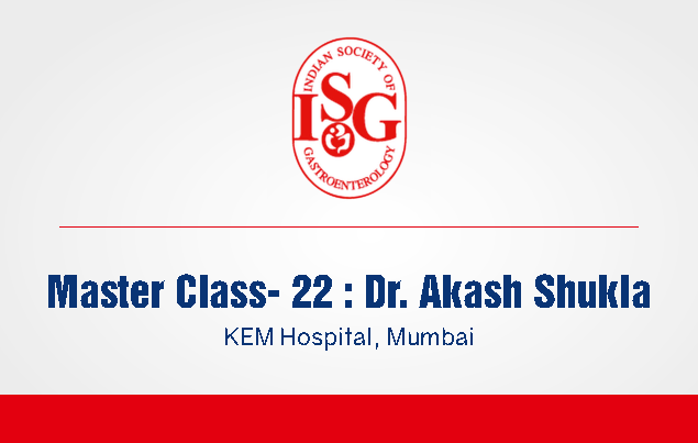 ISG Master Class 22: Stepwise Management of Ascites