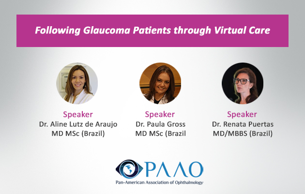 Following Glaucoma Patients through Virtual Care