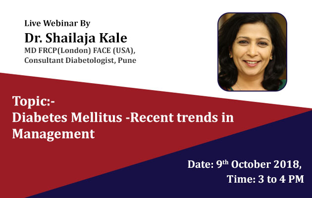 Diabetes Mellitus - Recent trends in Management