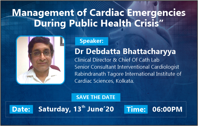 Management of Cardiac Emergencies During Public health Crisis