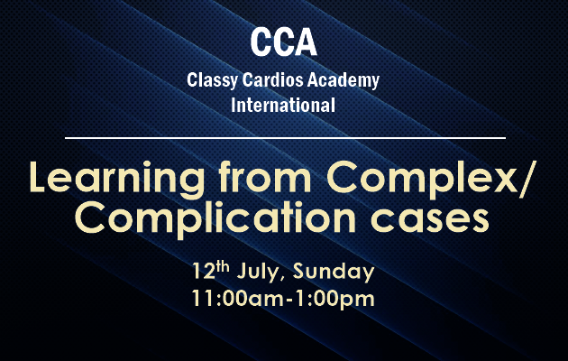 Learning from Complex / Complication Cases