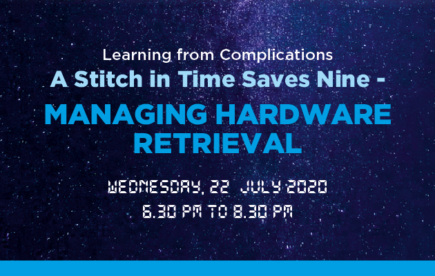 A Stitch in Time Saves Nine - Managing Hardware Retrieval
