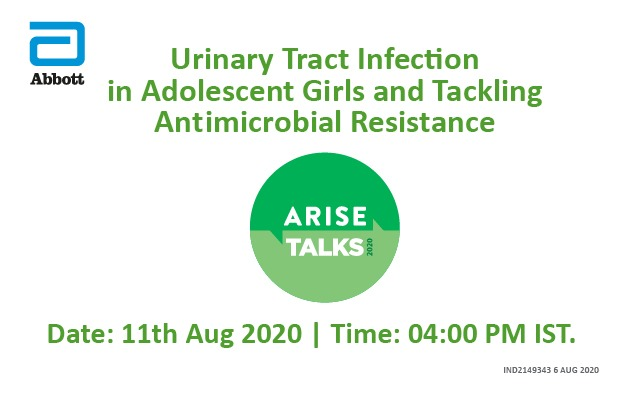 Urinary Tract Infection in Adolescent Girls and Tackling Antimicrobial Resistance