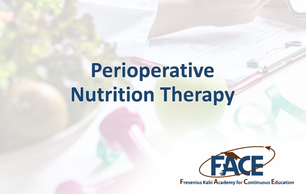 Perioperative Nutrition Therapy