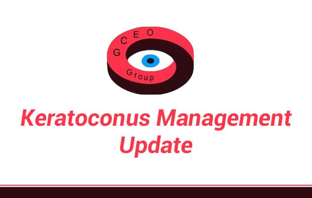 Keratoconus Management Update