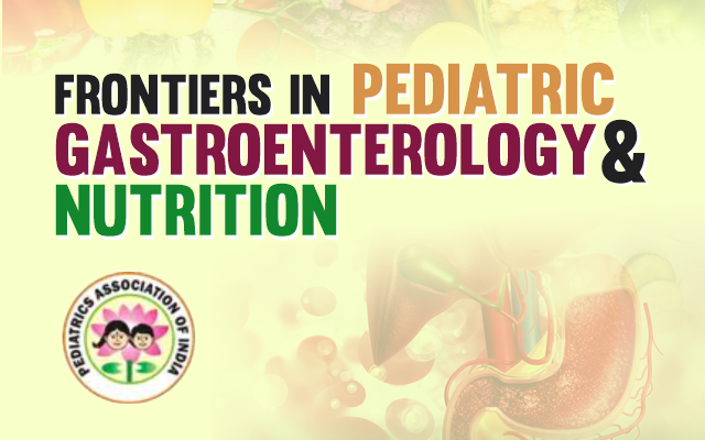 Frontiers in Pediatric Gastroenterology & Nutrition
