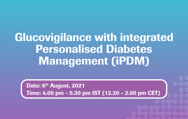 Glucovigilance with integrated Personalised Diabetes Management (iPDM)