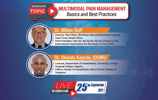 Multimodal Pain Management