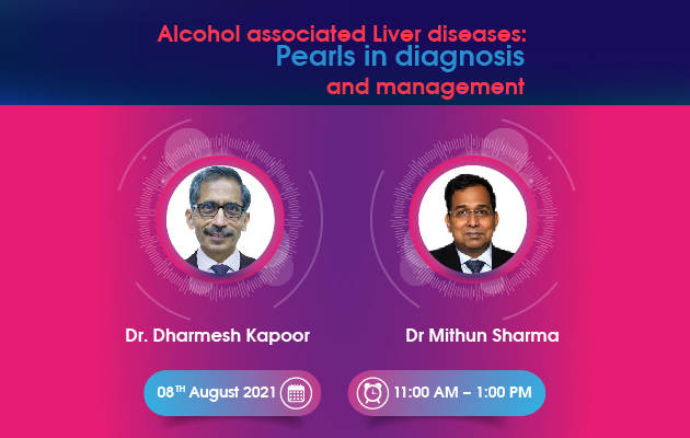 Alcohol associated Liver diseases: Pearl..