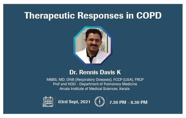 Module 1 - Therapeutic responses in COPD