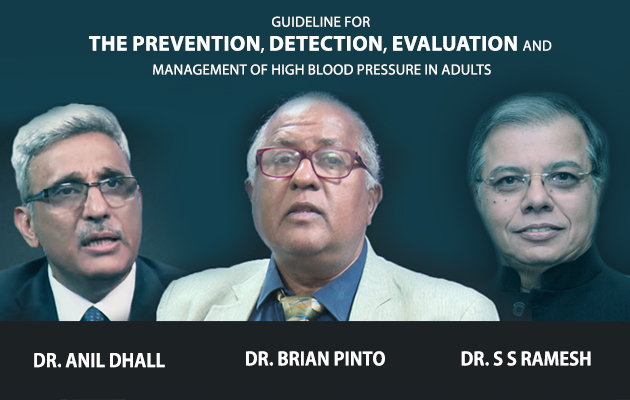 Guideline for The Prevention, Detection, Evaluation & Management of HPB in Adults