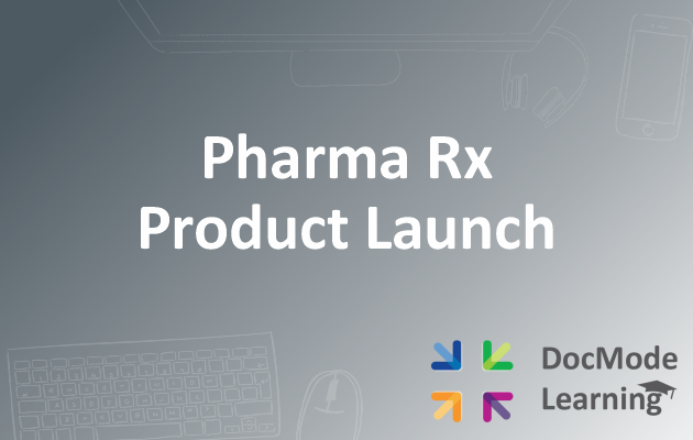 Pharma Rx Product Launch