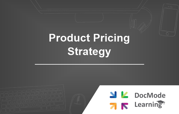 Product Pricing Strategy