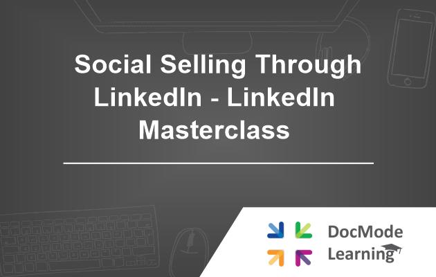 Social Selling Through LinkedIn - Linked..