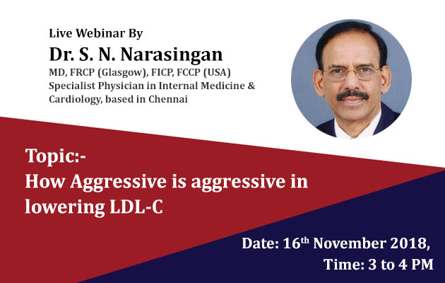How Aggressive is aggressive in lowering LDL-C