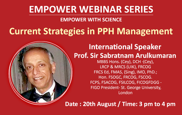 Current Strategies in PPH management