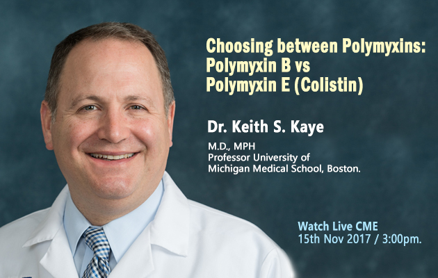 """Choosing between Polymyxins: Polymyxin B vs Polymyxin E (Colistin)"""