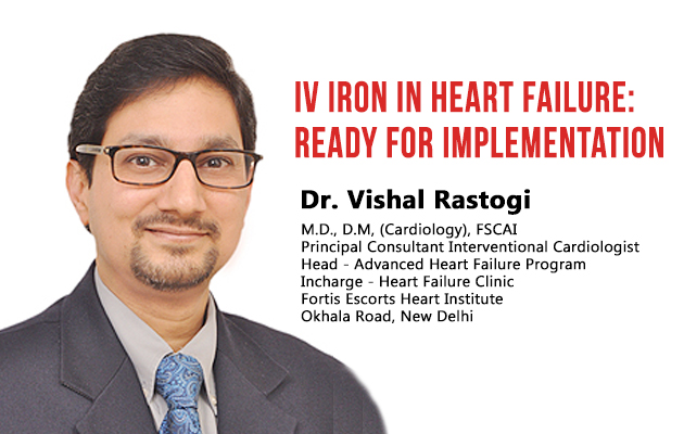 IV Iron in Heart Failure : Ready for Implementation