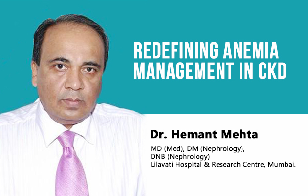 Redefining Anemia Management in CKD