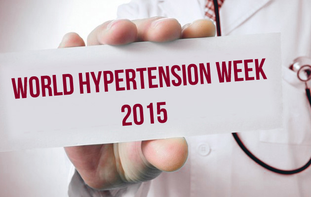 World Hypertension Week 2015