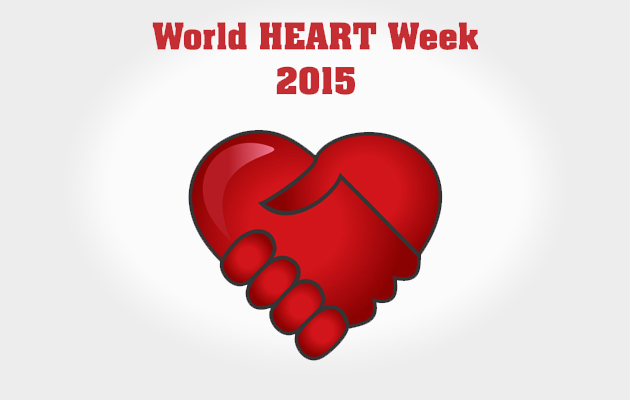 World Heart Week 2015