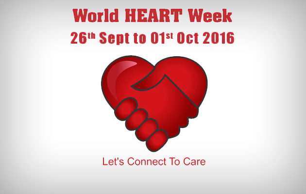 World Heart Week 2016