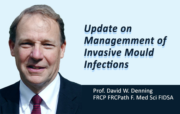 Update On Management Of Invasive Mould Infections
