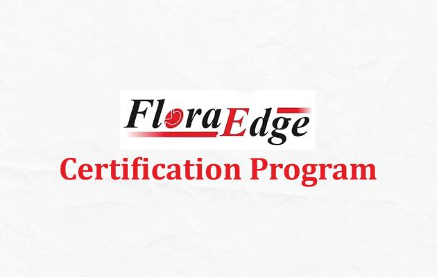 FloraEdge Certification Program